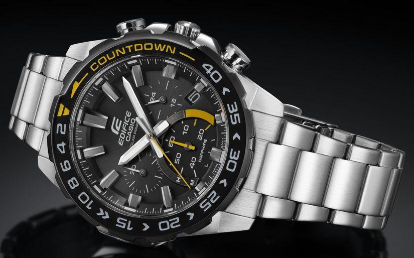 Часы EFS-S550DB-1AV