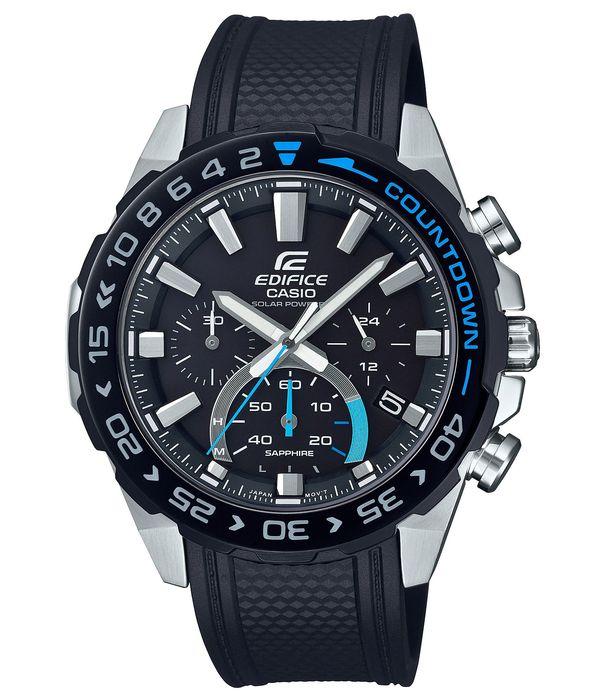 Часы EFS-S550PB-1AV