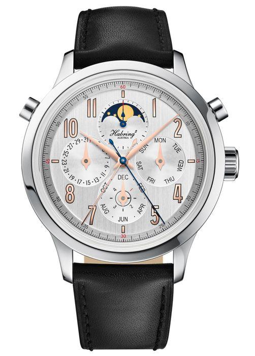 Часы Habring2 Perpetual Doppel Chronograph