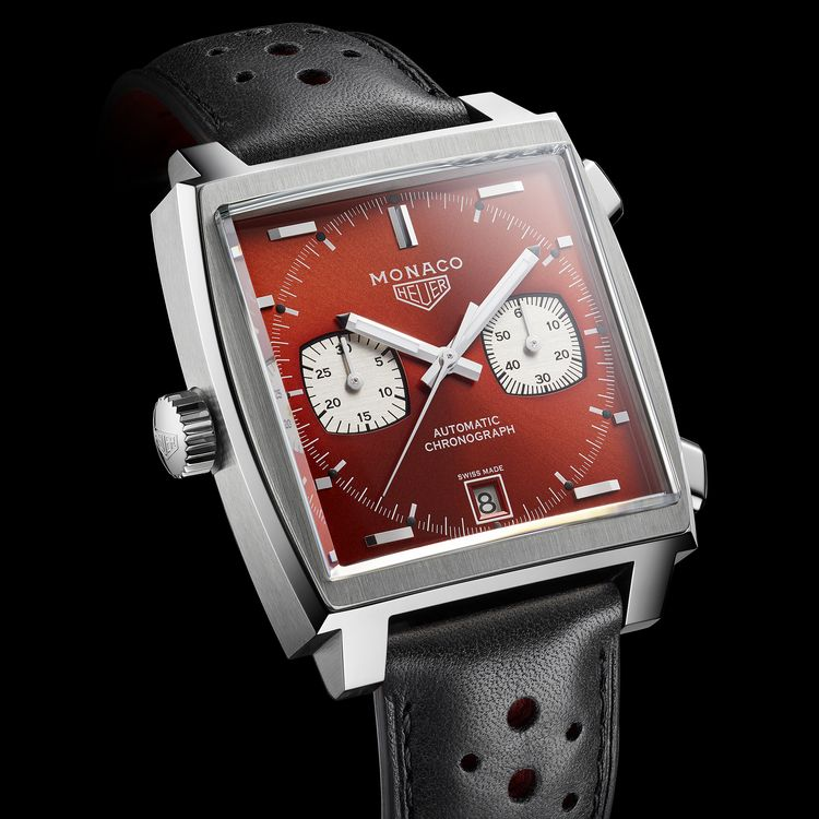 Часы TAG Heuer Monaco 1969–1979 Limited Edition