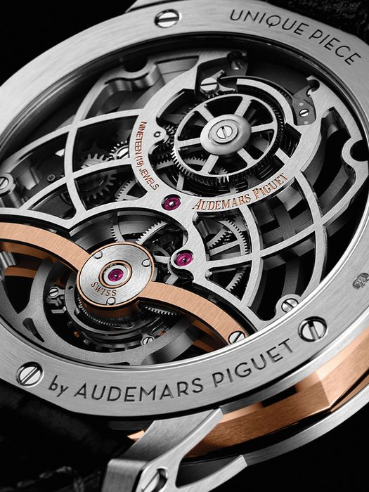 Часы Code 11.59 by Audemars Piguet Tourbillon Openworked Only Watch Edition
