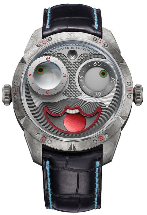 Часы Konstantin Chaykin – Joker Selfie Only Watch-2019 Piece Unique