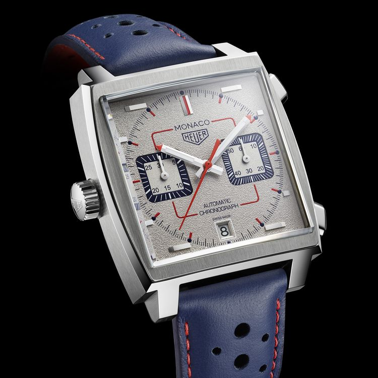 Часы TAG Heuer Monaco 1989–1999 Limited Edition