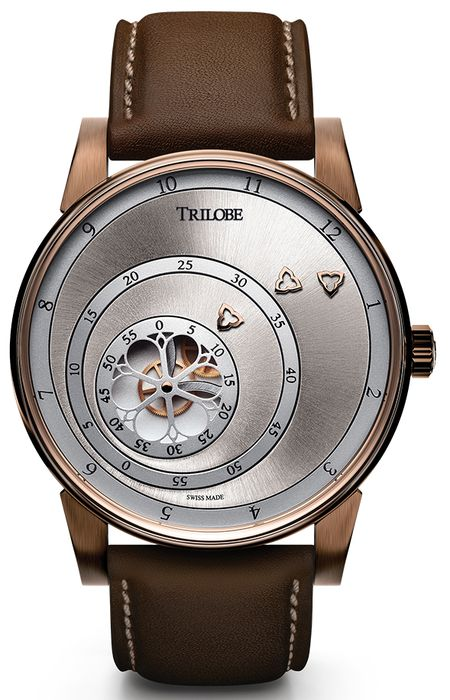 "Часы TRILOBE - ""Les Matinaux"" Only Watch Edition 2019"