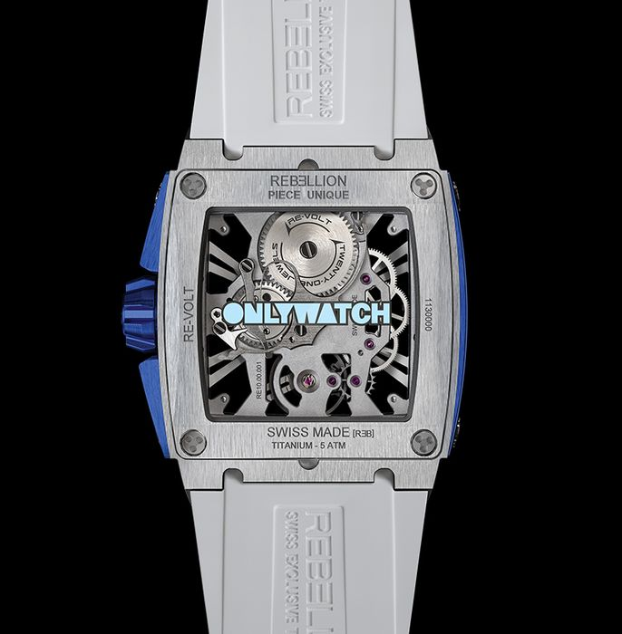 Часы REBELLION Re-Volt Only Watch