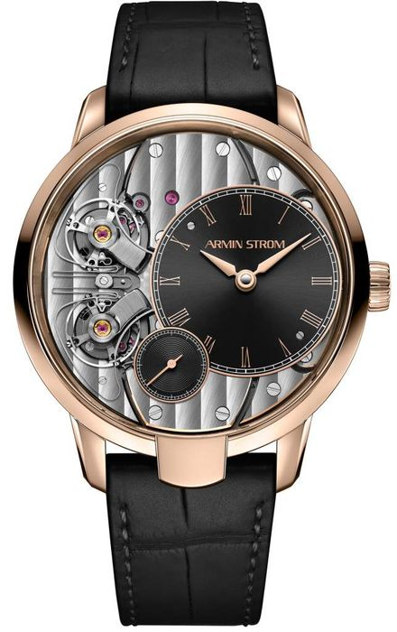 Часы Armin Strom Pure Resonance Rose Gold