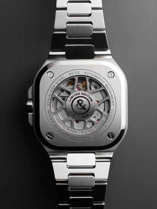 Часовой механизм BR-CAL.322