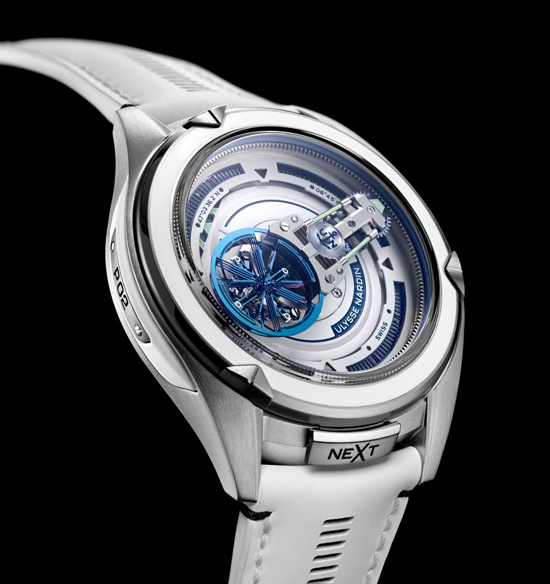 Часы Ulysse Nardin Freak Next