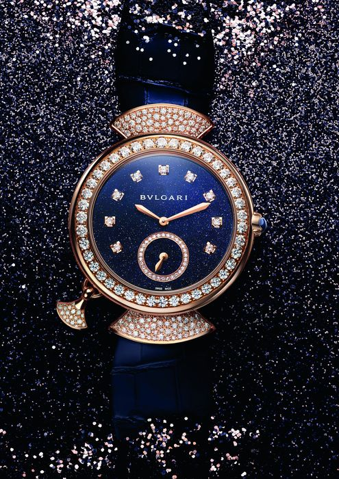 Часы Bvlgari Divas Dream Finissima Minute Repeater
