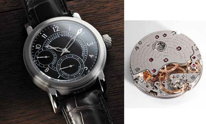 Часы Heritage Watch Manufacture Tensus