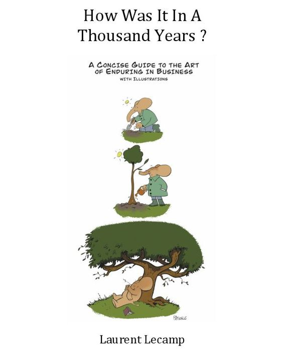 Книга  How Was it I A Thousand Years