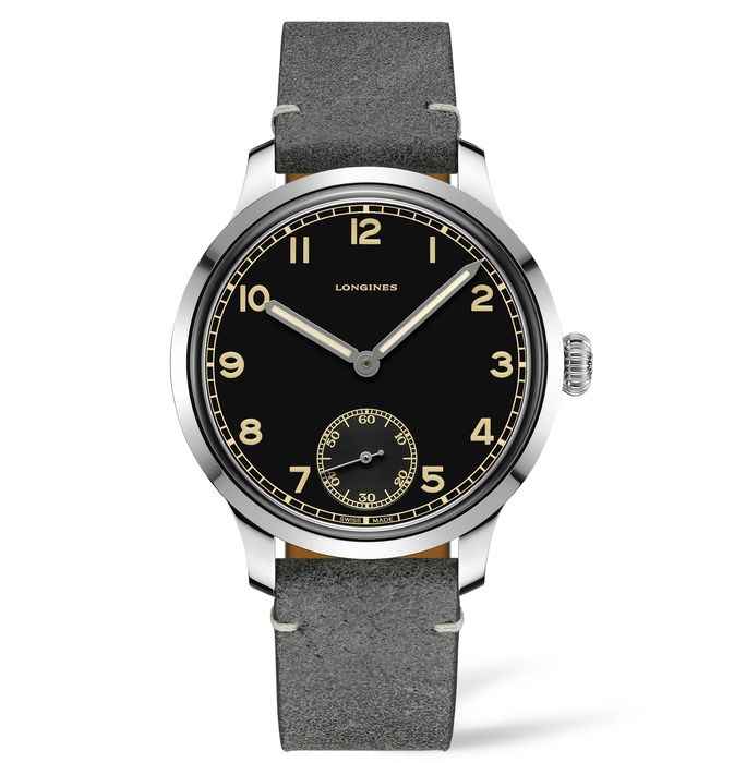 Часы The Longines Heritage Military 1938