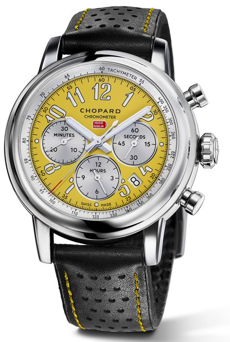 Часы Chopard Mille Miglia Classic Chronograph Racing Colours