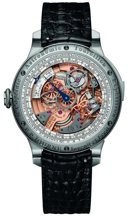 Часы F.P. Journe Astronomic Souveraine