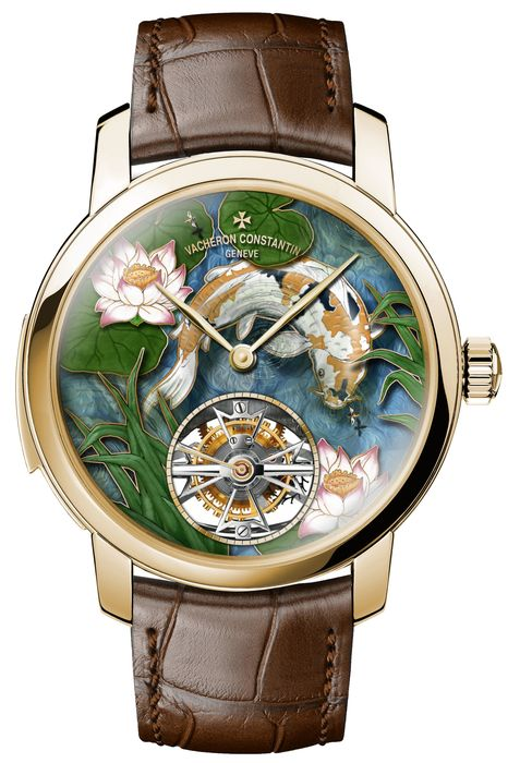 Часы Vacheron Constantin Four Seasons Лето