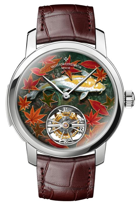 Часы Vacheron Constantin_Four_Seasons Осень