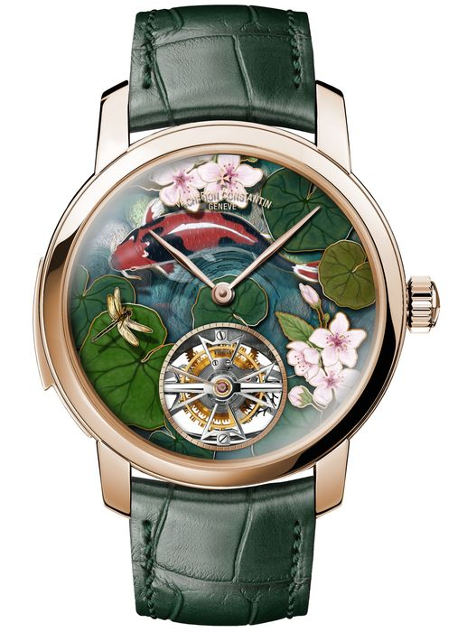 Часы Vacheron Constantin Four_Seasons_Весна