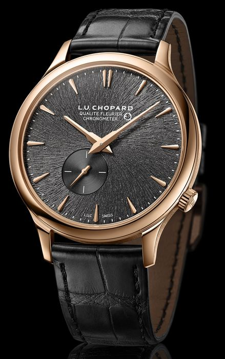 Часы Chopard L.U.C XPS Twist QF Fairmined