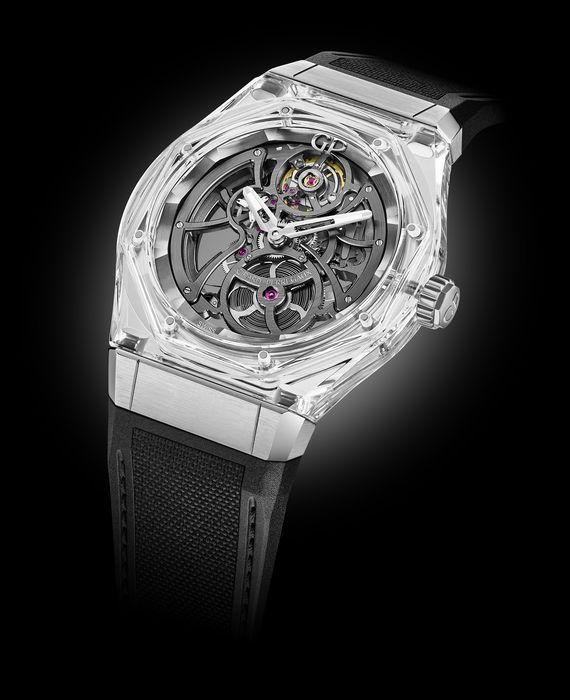 Часы Girard-Perregaux Laureato Absolute Light