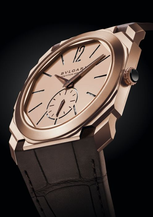 Часы Octo Finissimo Minute Repeater