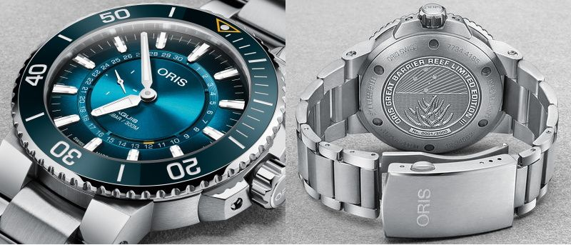Часы Oris Great Barrier Reef Limited Edition III