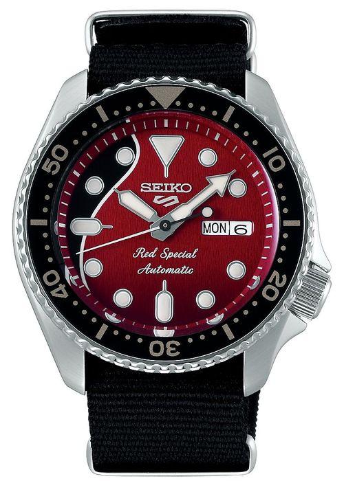 Часы Seiko 5 Sports в честь гитары Брайана Мэя