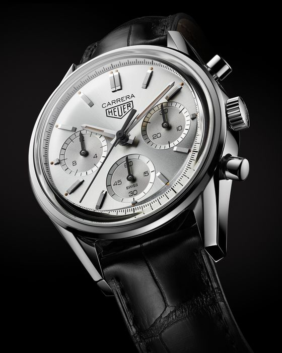 Часы TAG Heuer Carrera 160 Years Silver Limited Edition