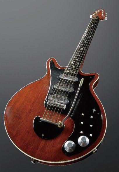 Гитара Брайана Мэя