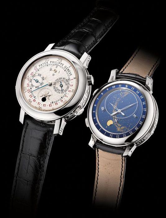 Часы Patek Philippe Ref. 5002G Sky Moon Tourbillon