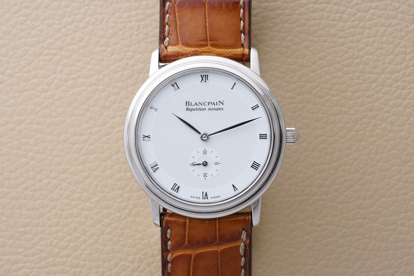 Часы Blancpain Repetition Minutes