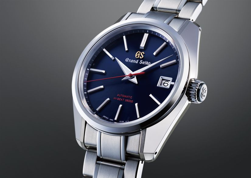 Часы Grand Seiko Heritage Collection Hi-Beat 36000 Limited Edition
