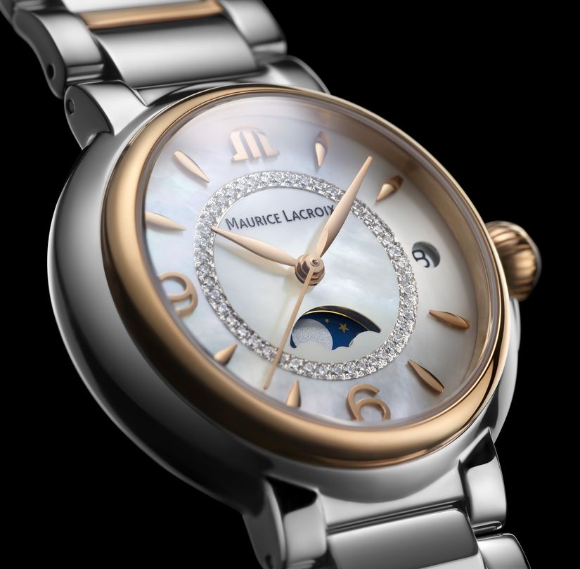 Часы Maurice Lacroix Fiaba Moonphase