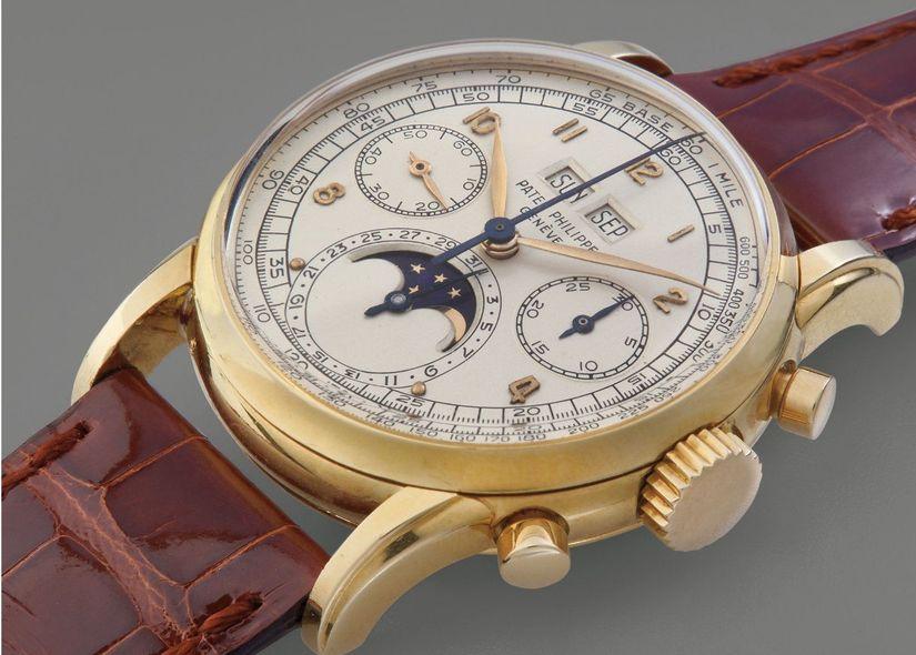 Часы Patek Philippe Ref. 2499