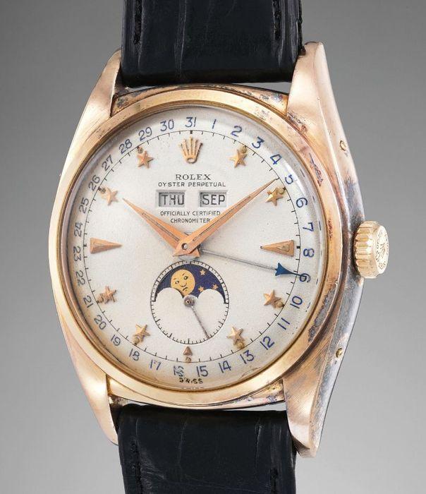 Часы Rolex Ref. 6062