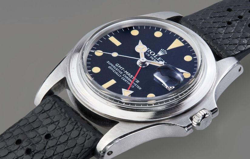 Часы Rolex Ref. 1675 Марлона Брандо