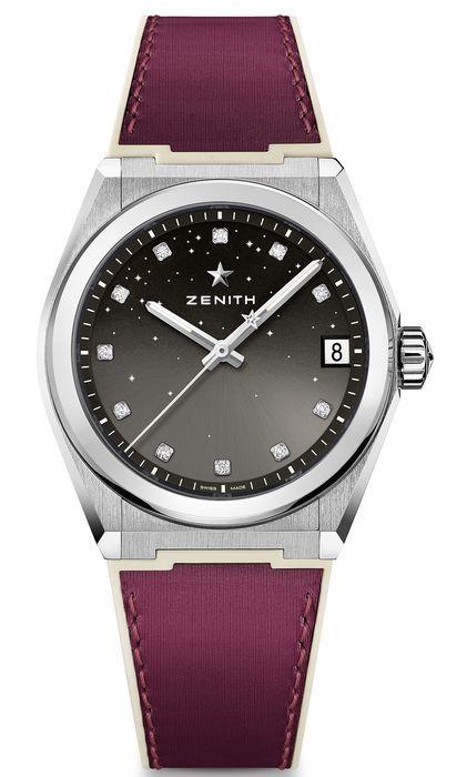 Часы ZENITH_Defy Midnight