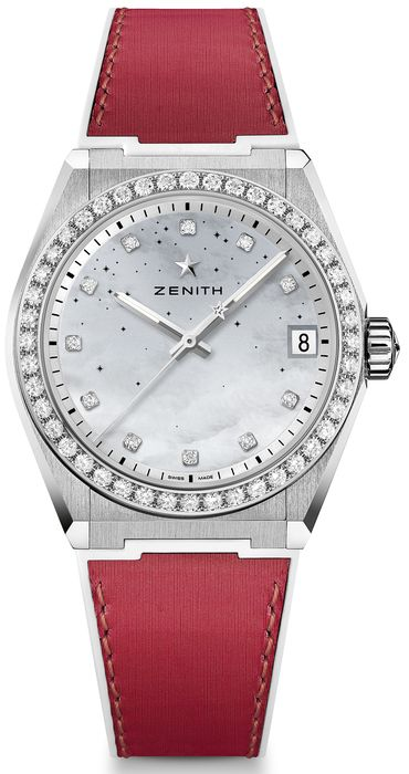 Часы ZENITH_Defy_Midnight