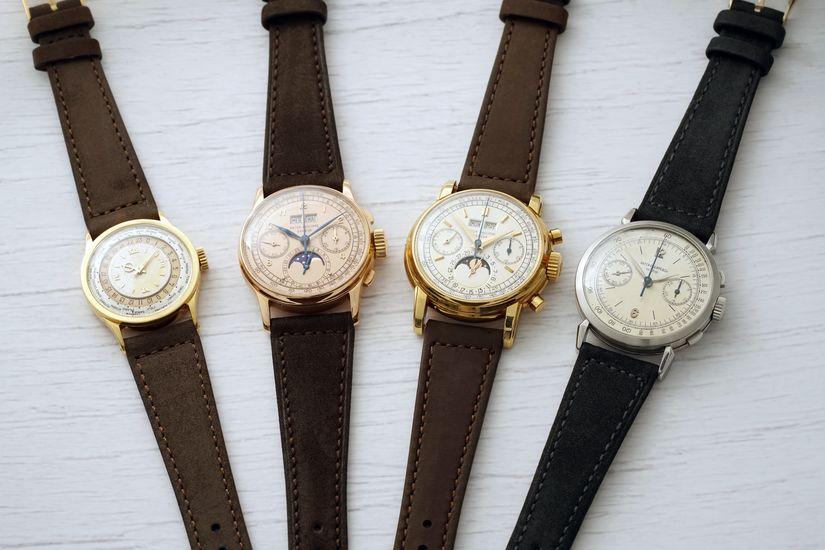 Часы Жан-Клода Бивера