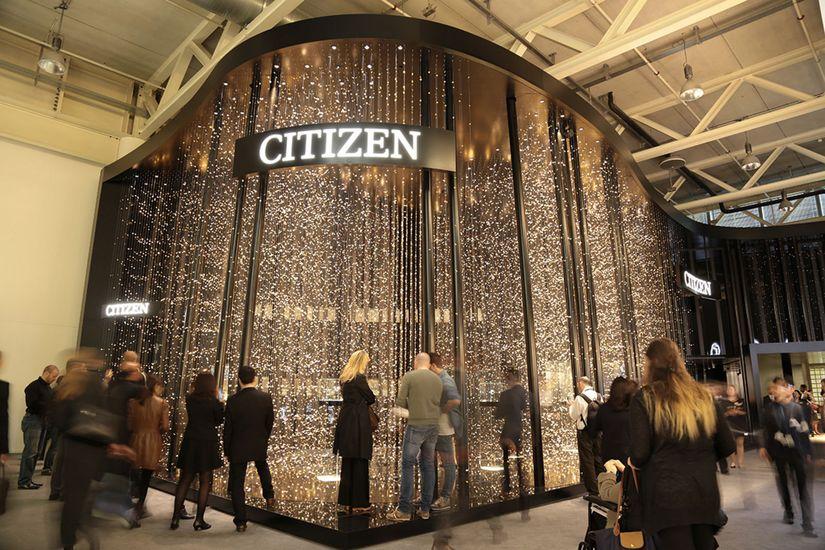 Citizen не будет принимать участие в Baselworld
