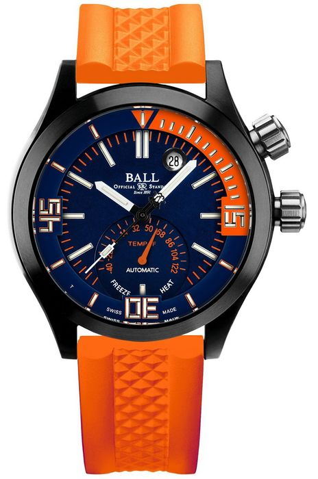 Часы Ball Engineer Master II Diver TMT