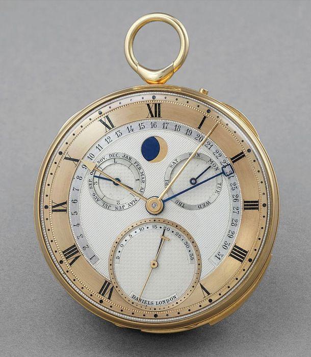 Часы  Grand Complication Джорджа Даниэлса