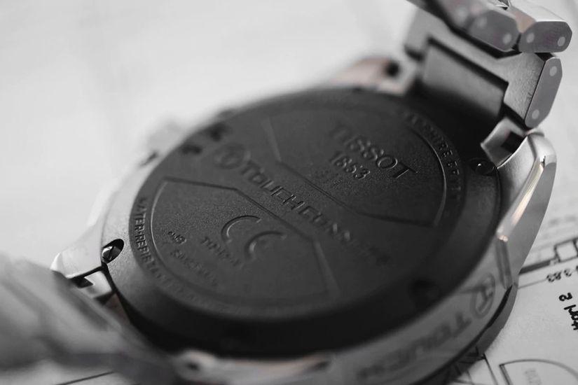 Часы Tissot T-Touch Connect Solar