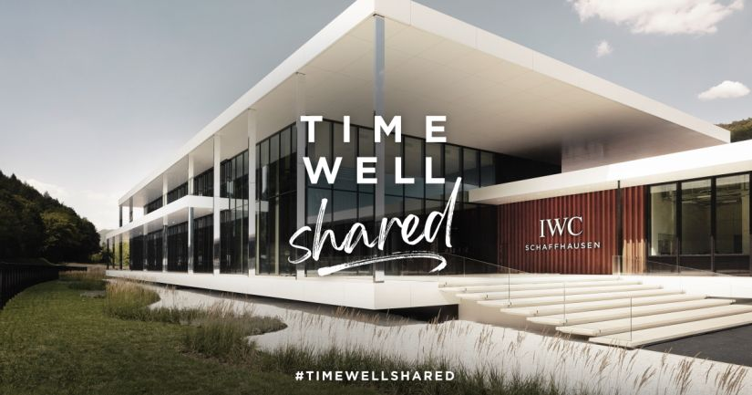 Проект IWC Time Well Shared