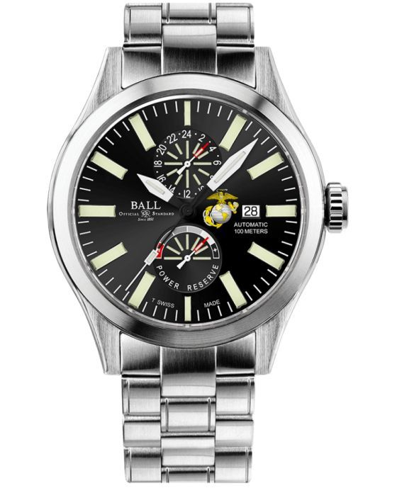 Часы Ball Engineer II U.S. Marine Corps GMT