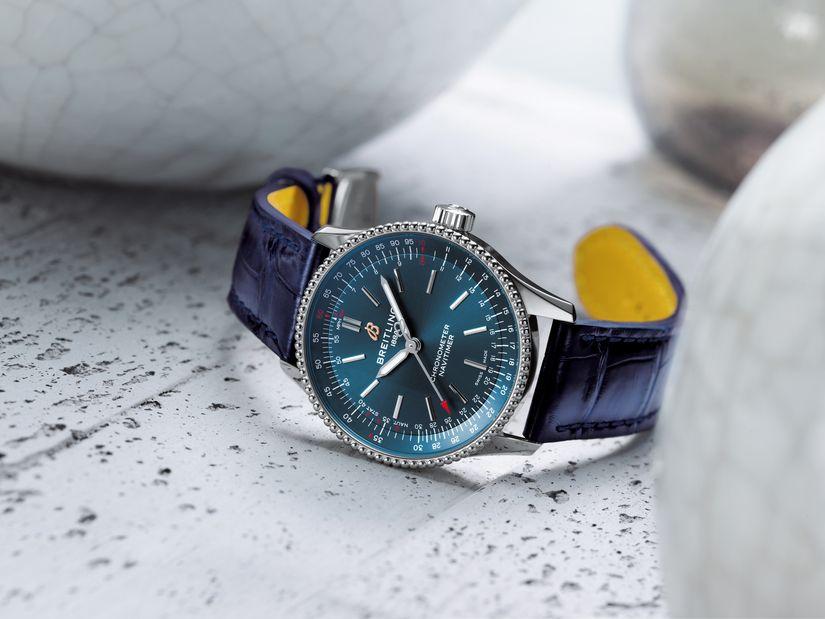 Часы Breitling Navitimer Automatic 35