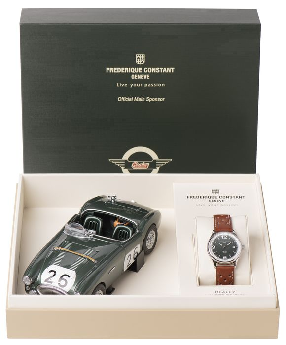 Часы Frederique Constant Vintage Rally Healey Automatic