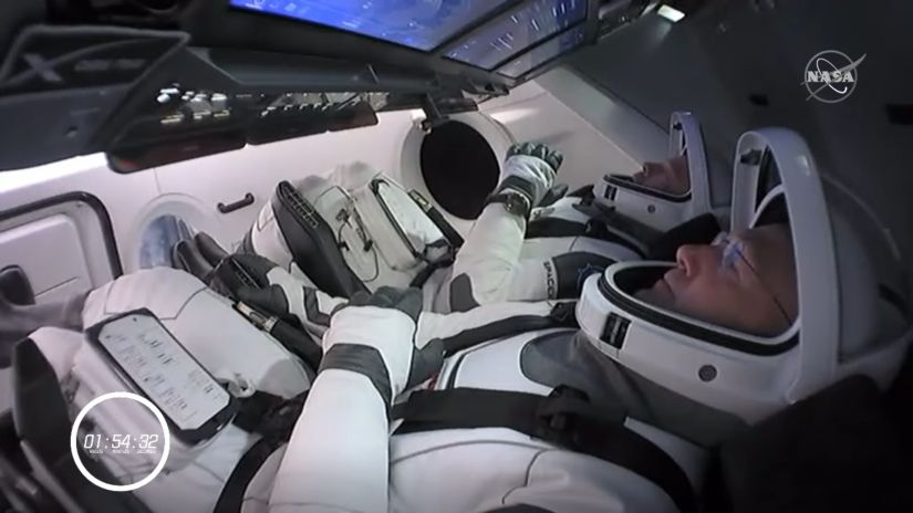 Экипаж SpaceX