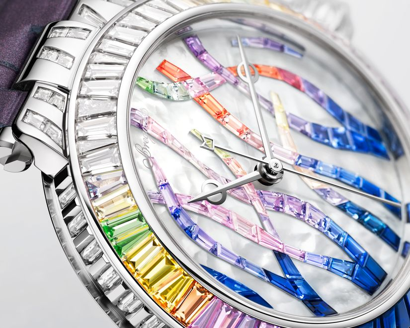 Часы Breguet Marine Haute Joaillerie