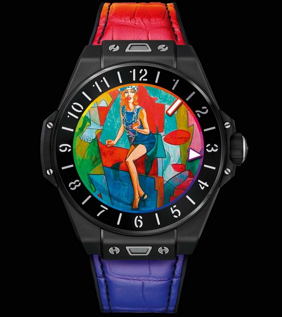 Часы Hublot Big Bang E