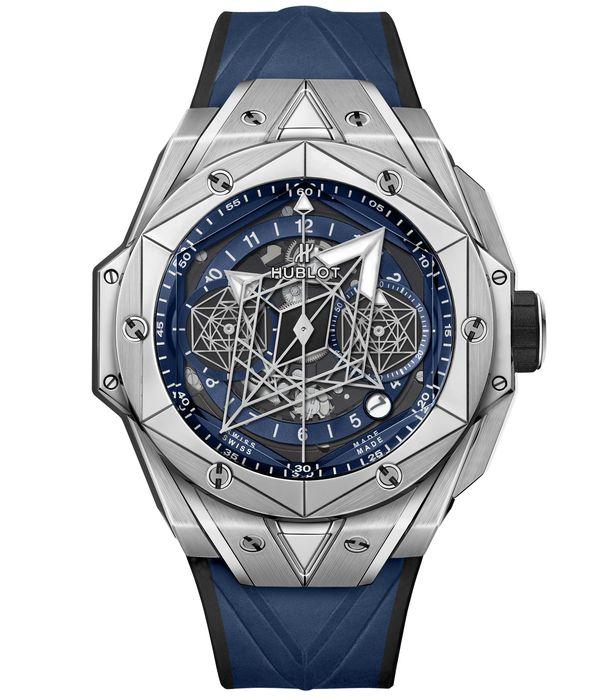 Часы Hublot Big Bang Sang Bleu II